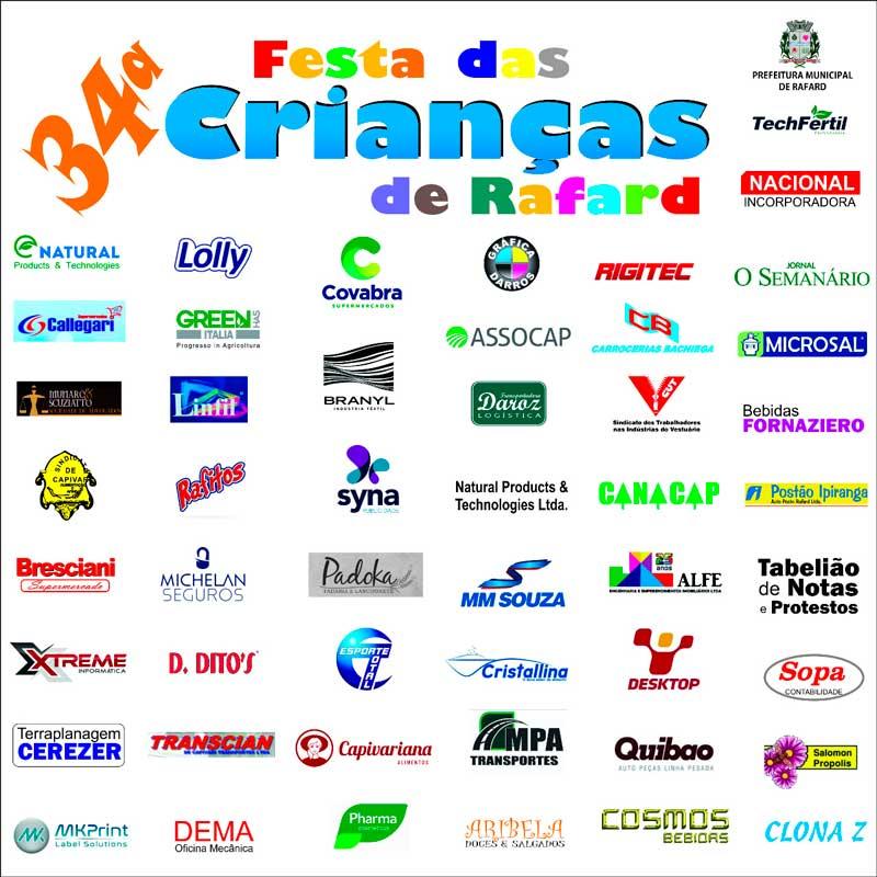 patrocinadores-festa-das-crianças-rafard-2019