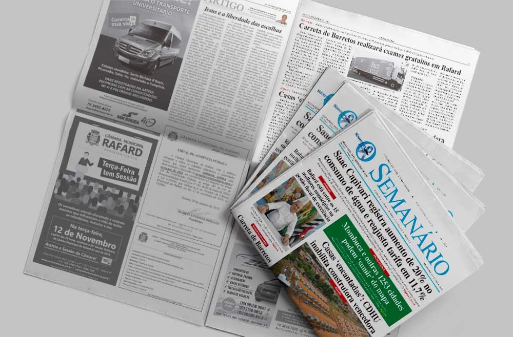 versão digital edição 1430 do jornal o semanário