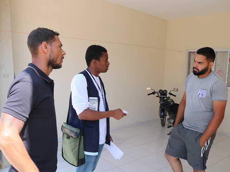 Visitas tiveram início na terça-feira (21) (Foto: Divulgação/Prefeitura de Rafard)