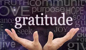 Gain Gratitude | Journaling Challenge
