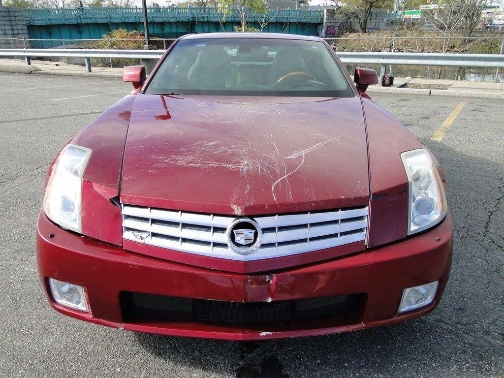 needs fender 2006 Cadillac XLR Base Convertible repairable