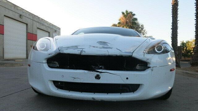 light damage 2011 Aston Martin Rapide Repairable