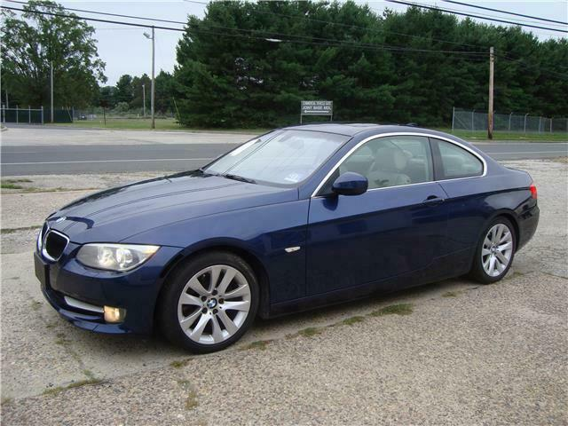 2012 BMW 328i Coupe repairable [easy fixer]