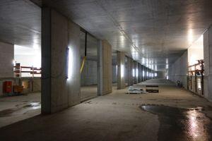 File:U-Bahnhof Rotes Rathaus, Rohbau U3-Ebene.jpg