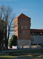 File:Thief Tower, Wawel Hill, Old Town, Krakow, Poland.JPG