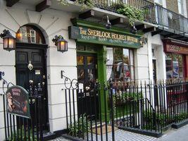 File:221B Baker Street, London - Sherlock Holmes Museum.jpg