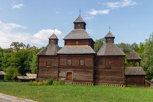 File:2019-07-15 Church from Kysorychi.jpg