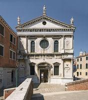 File:San Sebastiano (Venice) Facade.jpg