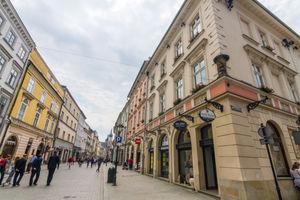 File:2017-05-31 Floriańska Street in Kraków.jpg