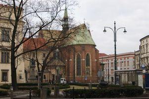 File:Wszystkich Swietych (All Saints) square, Old Town,Krakow,Poland.jpg