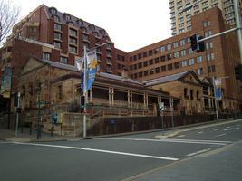 File:Justice and Police Museum (Former Water Police Courts) - Sydney, NSW (7889991666).jpg
