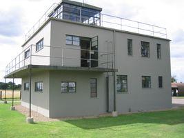 File:Thorpe Abbotts Control Tower.jpg