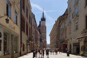 File:2017-05-29 Ulica Floriańska, Kraków 4.jpg
