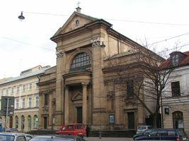 File:Kościół Nawrócenia św. Pawła w Krakowie.jpg