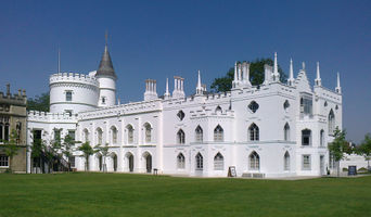 File:Strawberry Hill House from garden in 2012 after restoration.jpg