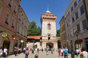 File:2017-05-29 Ulica Floriańska, Kraków 3.jpg