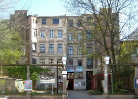 File:Berlin, Mitte, Auguststrasse 24-25, Claerchens Ballhaus.jpg