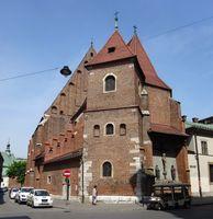 File:KościółŚwMarka-POL, Kraków.jpg