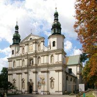 File:Krakow Church of Saint Bernardino 20070804 1005.jpg