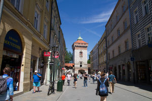 File:2017-05-29 Ulica Floriańska, Kraków 2.jpg