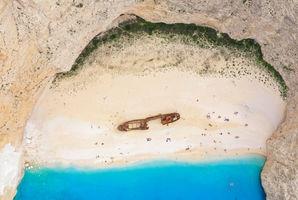File:Navagio Beach aerial Zakynthos Greece (46470564281).jpg