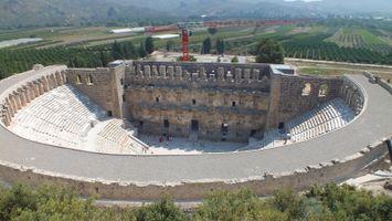 File:Aspendos teatro romano - panoramio.jpg