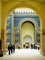 File:Pergamonmuseum Babylon Ischtar-Tor.jpg