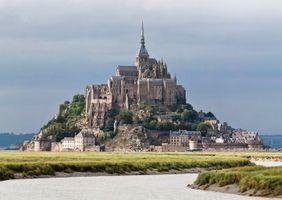 File:Mont St Michel 3, Brittany, France - July 2011.jpg