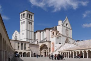 File:Assisi San Francesco BW 2.JPG