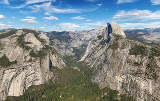 File:Half Dome with Eastern Yosemite Valley (50MP).jpg