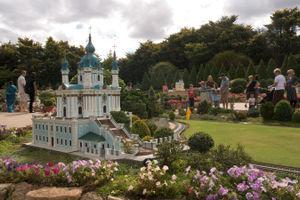 File:Cockington green - St. Andrews Church, Kiev, Ukraine.jpg