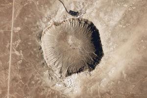 File:Meteor Crater - Arizona.jpg