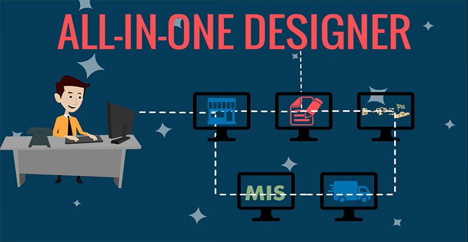 All IN ONE Designer