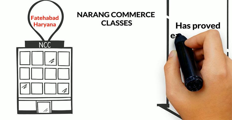 Narang Commerce Classes