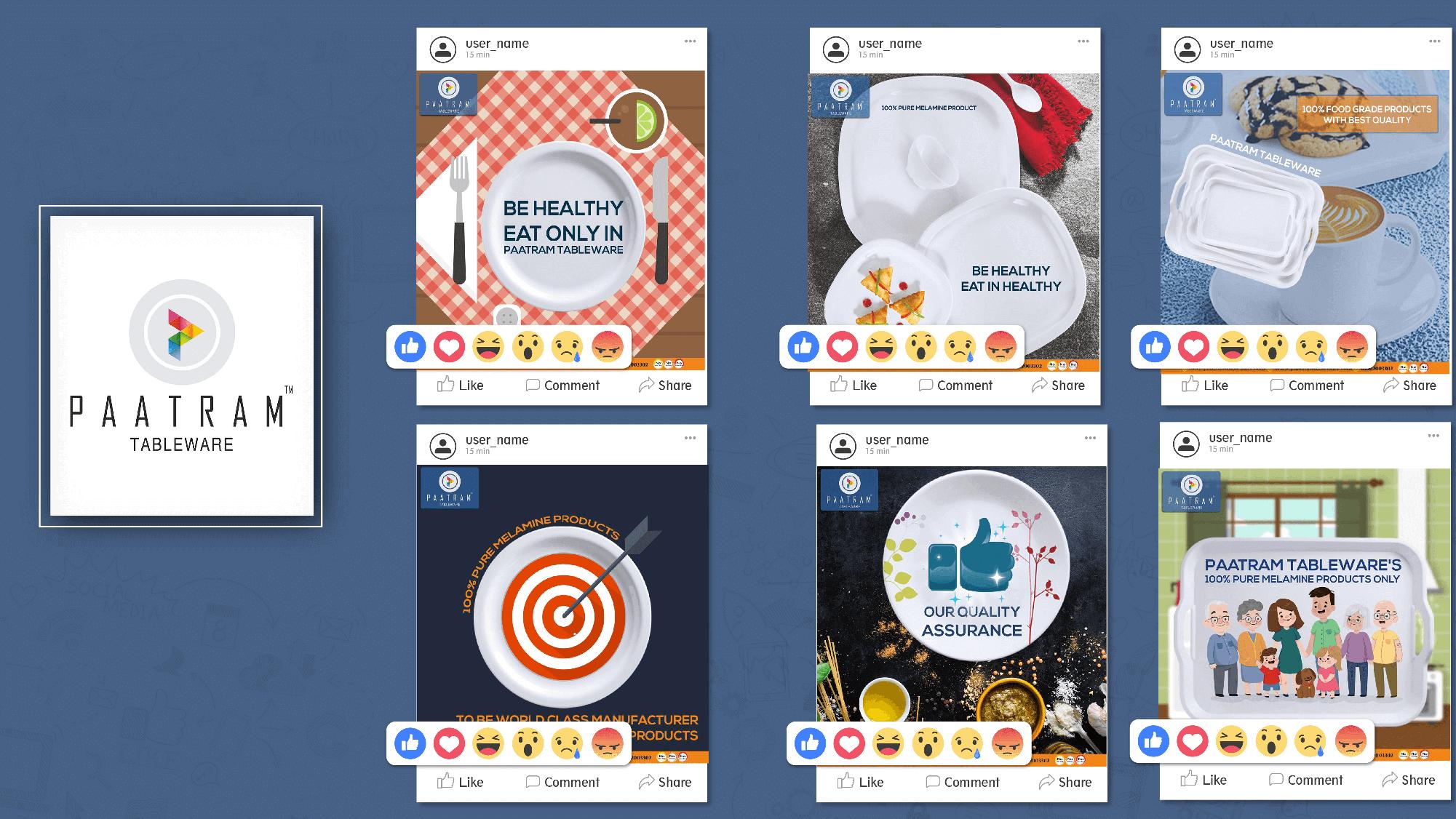 Paatram Social Media Creative