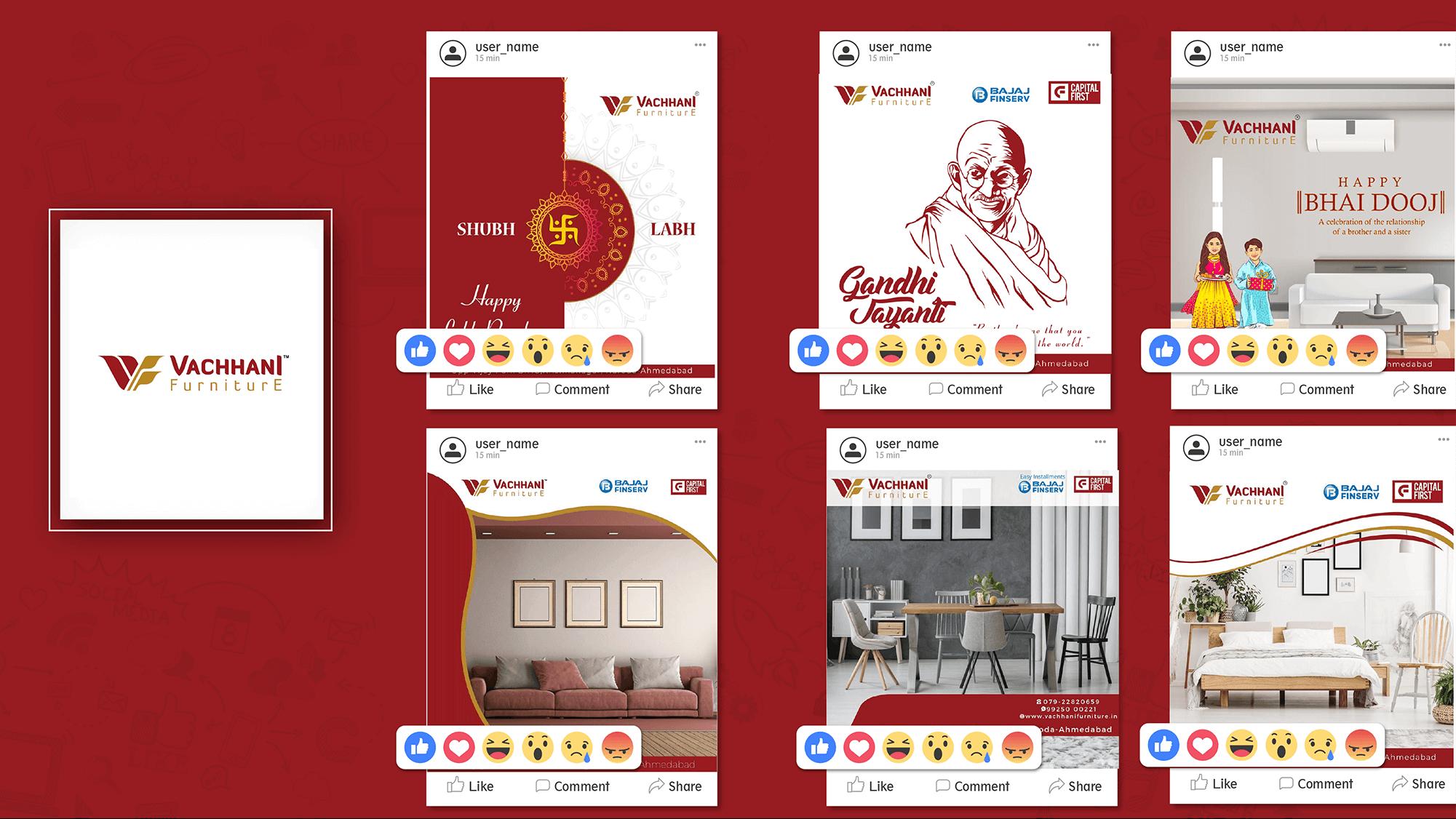 Vachhani Social Media Creative