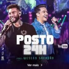 Capa-Posto 24h (Ao Vivo) (feat. Wesley Safadão)