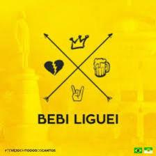 Capa-Bebi Liguei (Ao Vivo)