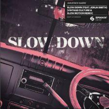 Capa-Slow Down (feat. Jorja Smith)