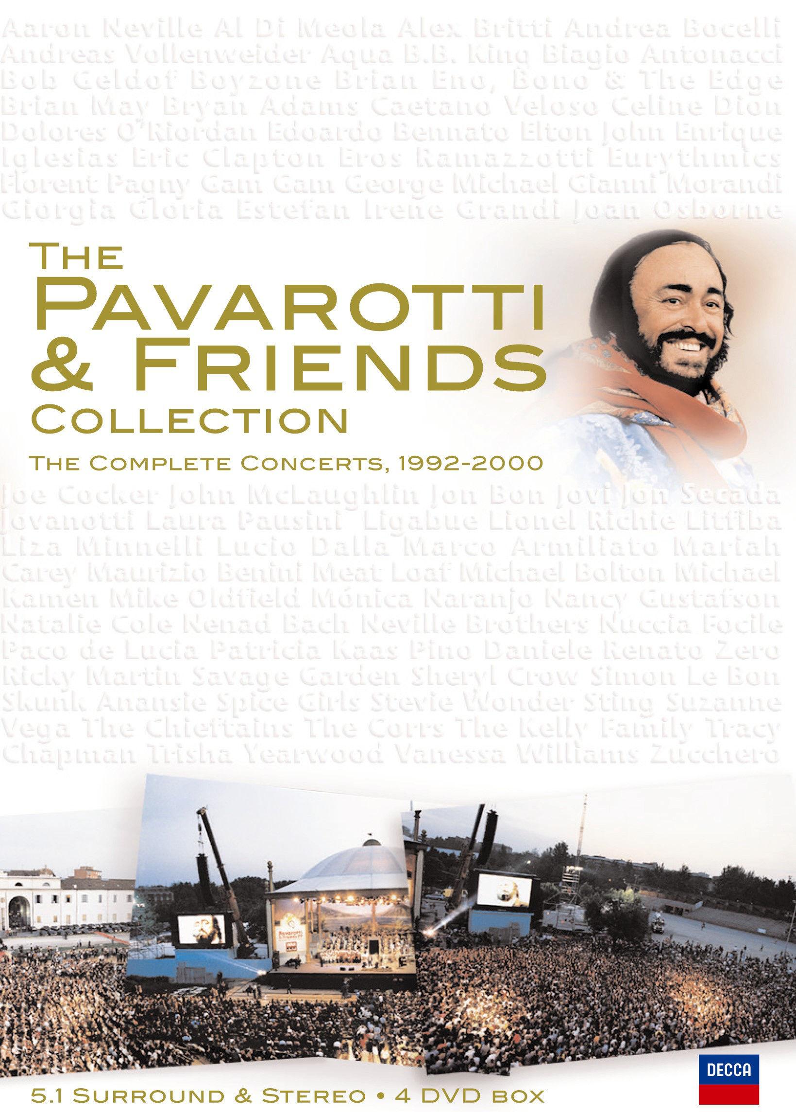 The Pavarotti & Friends