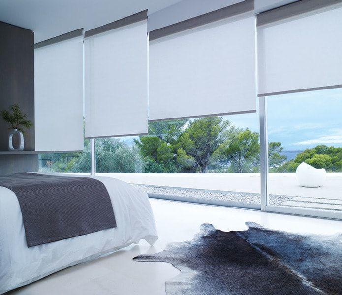 cortinas de rolô
