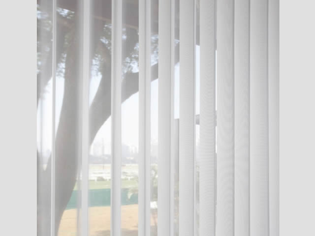 cortina vertivision detalhe