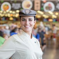 Alena M., vedoucí restaurace, 13 let v Globusu