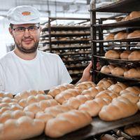 David V., pekař, 6 let v čakovickém Globusu