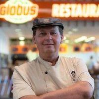 Lubomír H., šéfkuchař,  6 let v Globusu