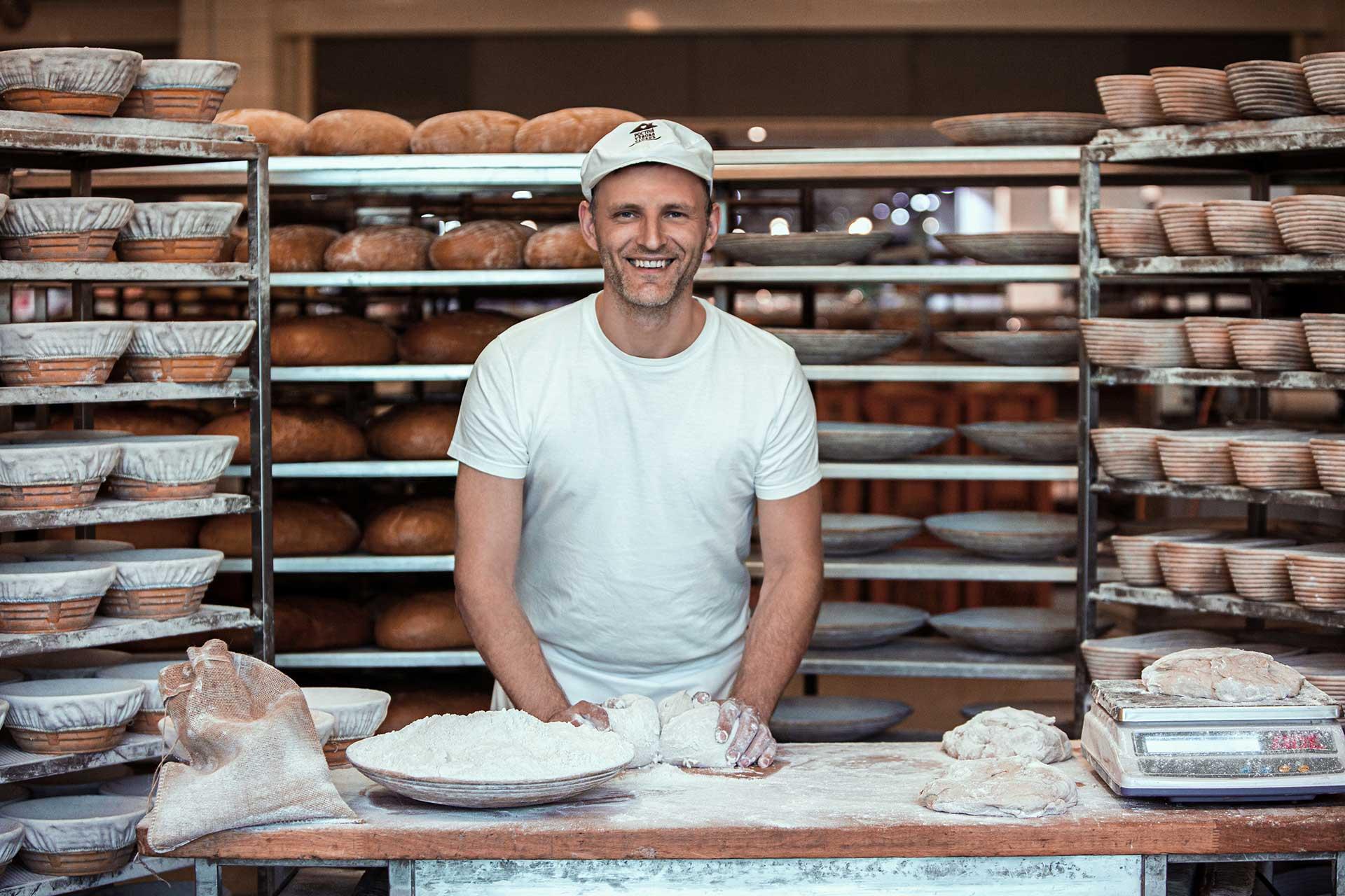 Chleba je základ pekárny, podle něj poznáte dobrého pekaře