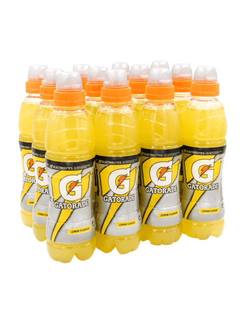 Gatorade Lemon