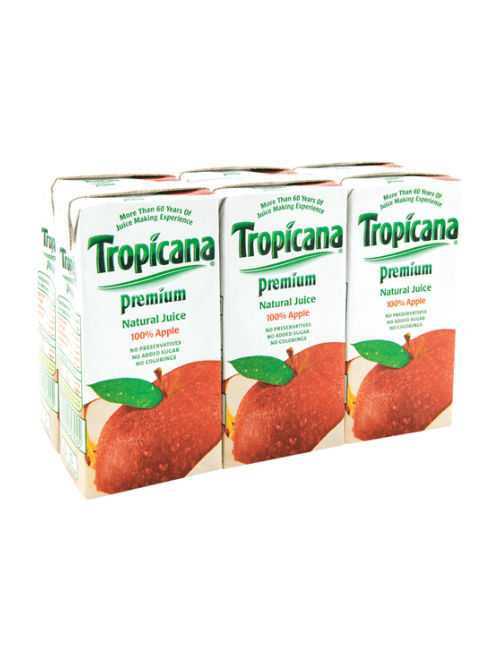 Tropicana 100% Apple