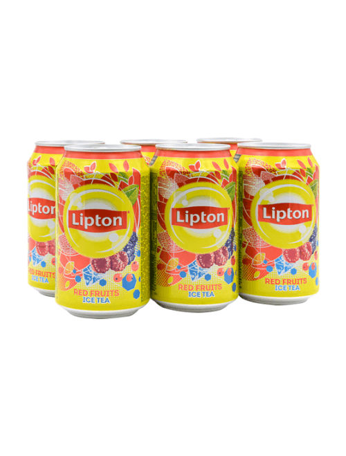 Lipton Ice Tea Red Fruits