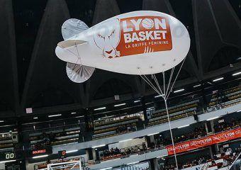 petit zeppelin helium lyon basket la griffe fémine